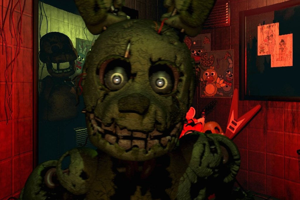 30 лет - Five nights at freddy's 3 song