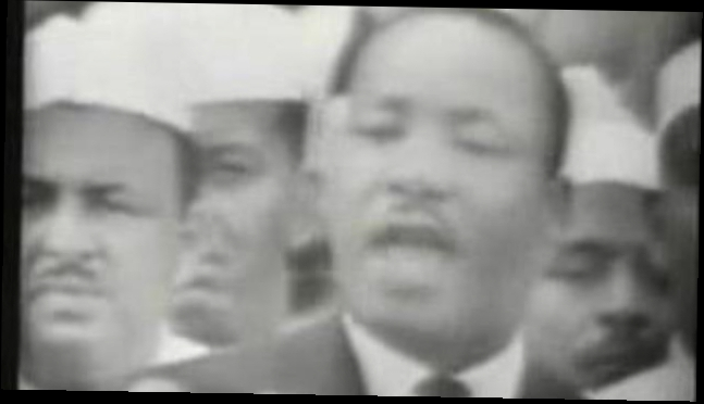 I have a dream (Martin luter King)
