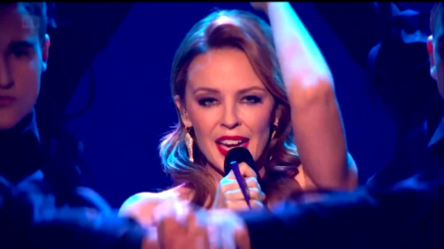 Kylie Minogue - Can't Get You Out of My Head (The X Factor)